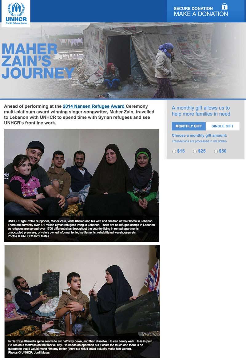 140928-UNHCR-Maher-Zain-01